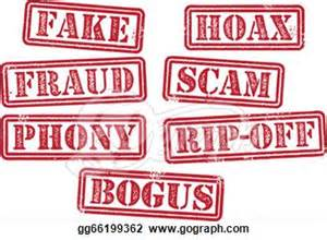 fraud graphic